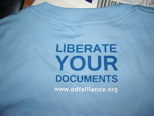 liberate your documents
